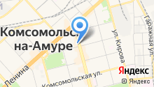 Алгис Центр на карте