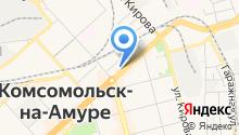 Амбарчик на карте