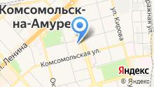 Автомобиль на карте