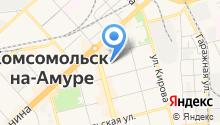 ACLON на карте