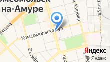 By Black на карте