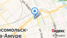 Управление механизированных работ №4, ЗАО на карте