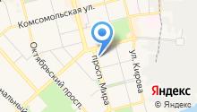 TRESOR на карте