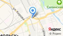 DNS Фрау Техника на карте