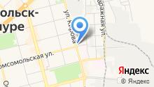 АККУМУЛЯТОР на карте