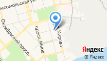 Явара Амур на карте