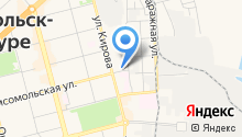 Магазин автозапчастей для ПАЗ на карте