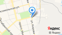 ВОСТОК-ПРОГРЕСС, ЗАО на карте