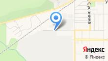 Шиномонтаж-Амурлитмаш на карте