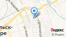 Запчасти Толстого на карте