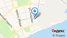 Эконом Шина на карте