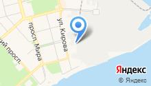 Коврики27.рф на карте