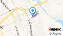 GazМаркет на карте