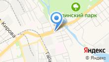 Шинный центр на карте