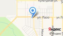 Мастер по замкам в Комсомольске - замочная помощь на карте