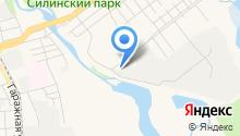 Хабаровский поисково-спасательный отряд МЧС России на карте