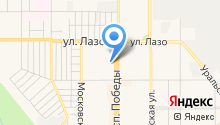 Автозапчасти Техносоюз на карте