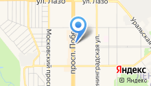 Гламур на карте