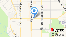 Амурские Аптеки на карте