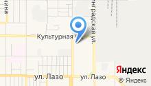 Ханбиков ДентЪ на карте