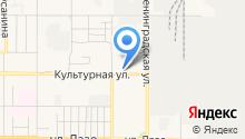 АВГУСТ ДВ КОМ на карте