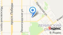Администрация Ленинского округа на карте