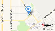Амурская Епархия Русской Православной Церкви на карте
