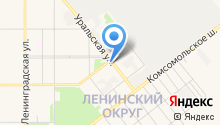 Популярные услуги Хабаровского края на карте