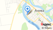 Автостоянка на ул. Гоголя на карте