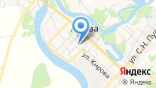 Анивский районный суд Сахалинской области на карте