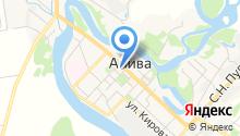 Управление Федерального казначейства по Сахалинской области на карте