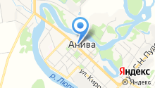 Спортивно-технический клуб ДОСААФ России Сахалинской области на карте