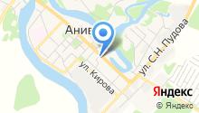 Центр гигиены и эпидемиологии в Сахалинской области, ФБУЗ на карте