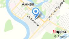 Православный Приход во имя преподобного Серафима Саровского на карте