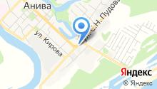 Интер-Аква на карте