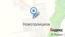 Трансойл на карте