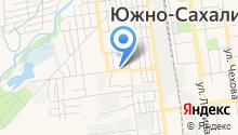 Сахалин услуги на карте
