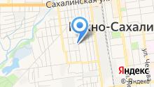 Агентство перевозок на карте