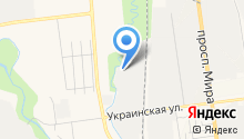 Баграм-Сервис на карте