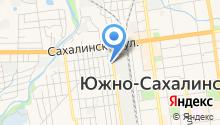 Бабушкин Комод на карте