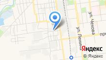 MaxСorp на карте
