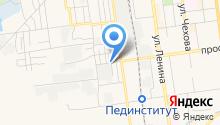Ягуар-сервис на карте