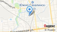 GeoMETRia на карте