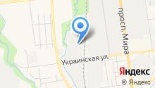 Аюсс на карте