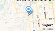 Бокстер-Субару на карте