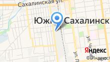 Сахалинский информационно-вычислительный центр на карте