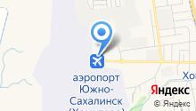 Аэро на карте