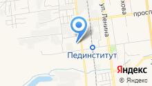 Служба 516 Южно-Сахалинск на карте
