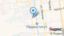 Аптекарь на карте