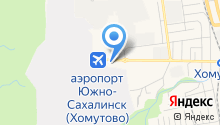 Аэродар на карте